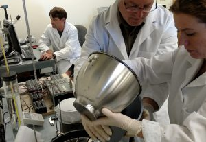 solid waste lab services